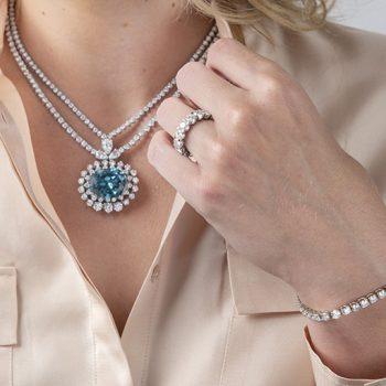 model jewellery shot - MO STUDIOS